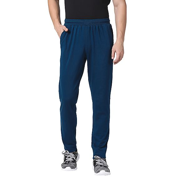 a73736e27f6e4b Buy Men Track Pants - Navy Online | Track Wear at Wildcraft