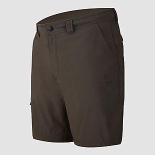 Wildcraft Men Hypacool Hiking Shorts - Chocolate Torte Brown