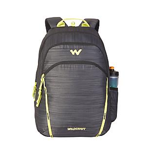 Wildcraft Wildcraft 2 Flare Backpack - Black