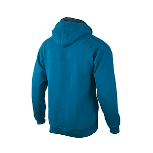 Wildcraft Men Hooded Sweatshirt Steps - Green Lime