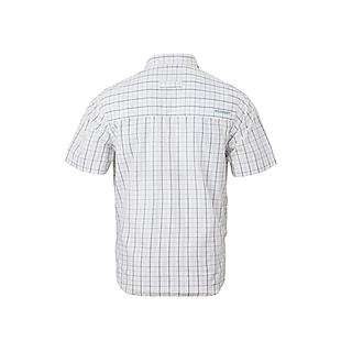 Wildcraft Men Half Sleeve Shirt - Ecru