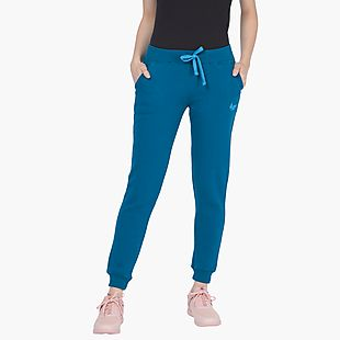 Wildcraft Women Track Pants - Blue
