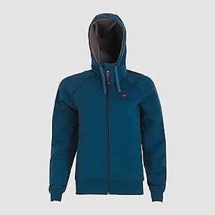 Wildcraft Wildcraft Women Sweatshirt Zipper For Winter - Navy