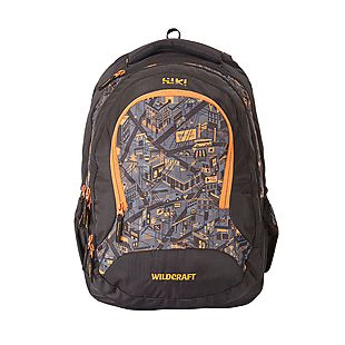 Wildcraft City 6 - Black