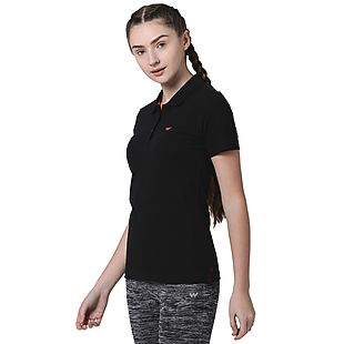 Wildcraft Women Solid Polo