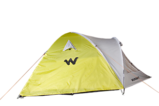 Wildcraft Shield Pro Pack Tent - 4 Person
