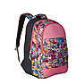 Wildcraft Wiki 5 Stamp Backpack - Pink