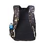 Wildcraft Wiki 9 Jock Backpack - Black