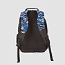 Wildcraft Camo 3 Backpack Bag - Blue