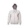Wildcraft Women Sweatshirt Zipper For Winter - Grey Melange