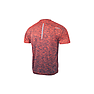 Wildcraft Men Hypacool Active Crew Melange T Shirt - Red