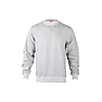 Wildcraft Men Crew Neck Sweatshirt - Light Grey Melange