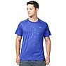 Wildcraft Men Active Embo Crew Neck T-shirt